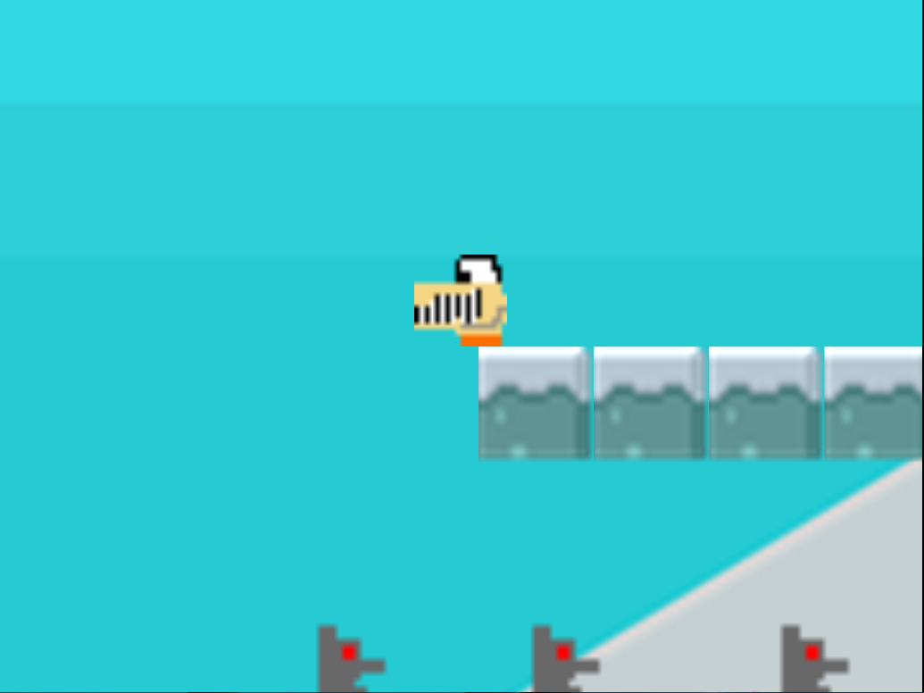 Wait, how did Chomper get up there? Hmmm... looks like a puzzle level to me!
