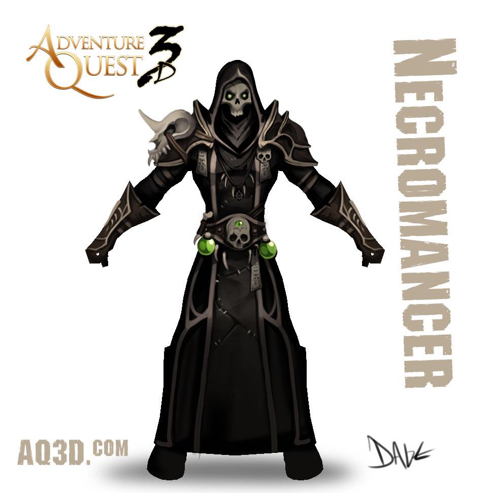 AQ3D NecromancerClas