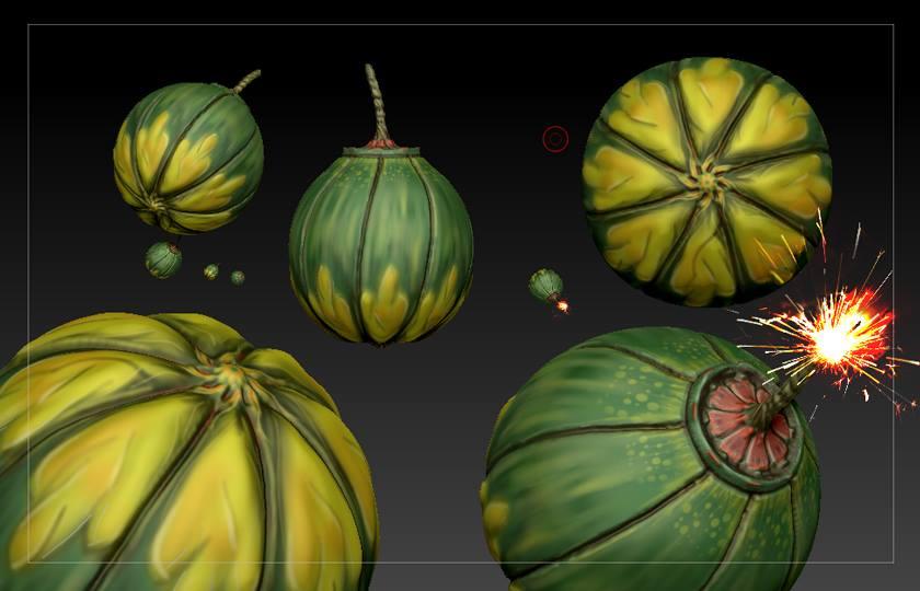 Pumpkinades