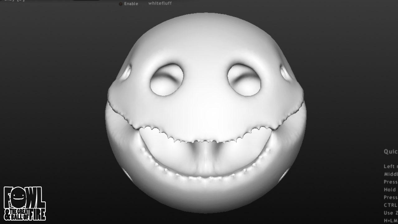 GBOF Skull