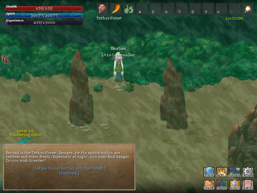 Age of the Four Clans Dinosaur MMO
