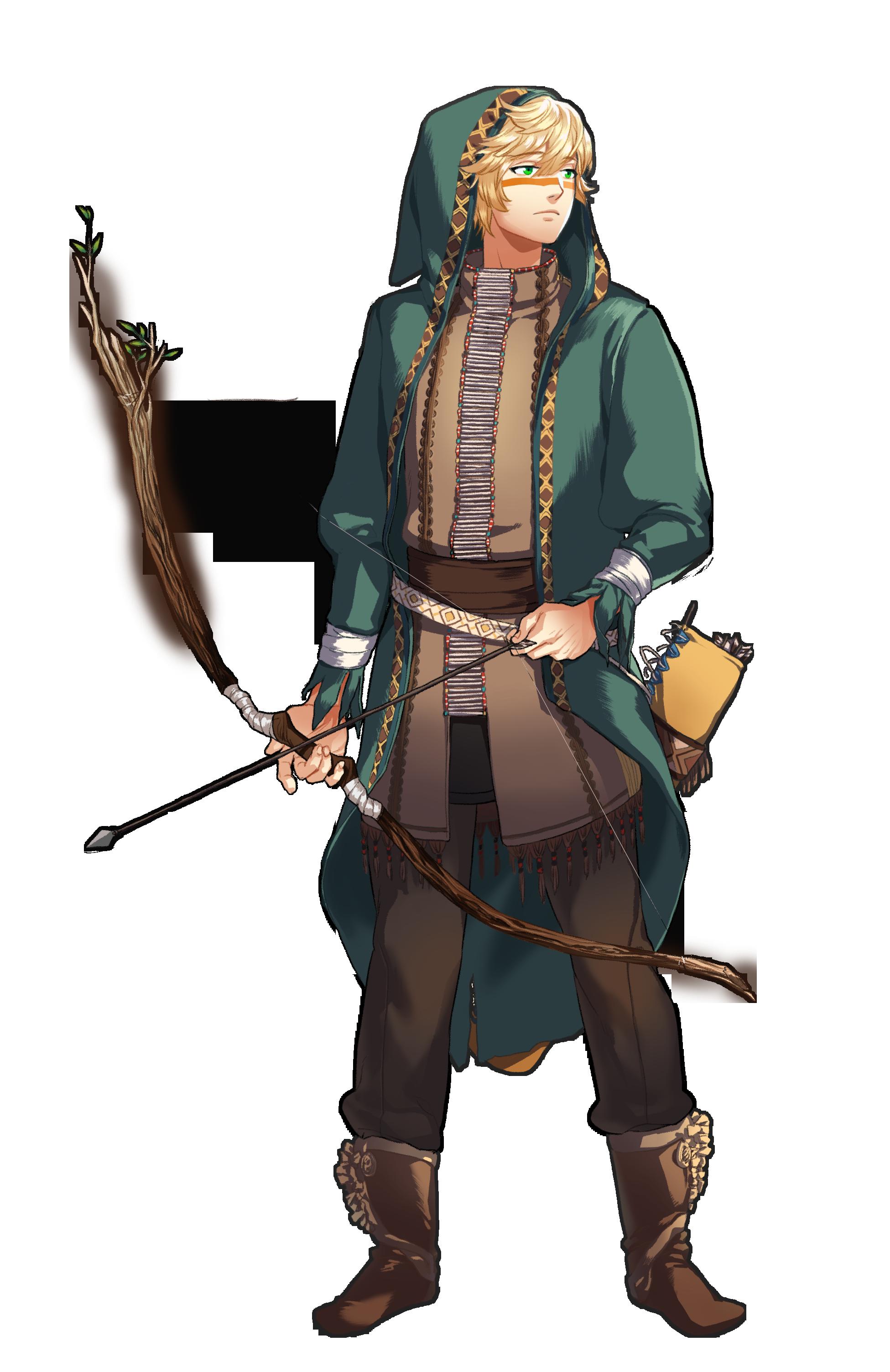archer fullbody