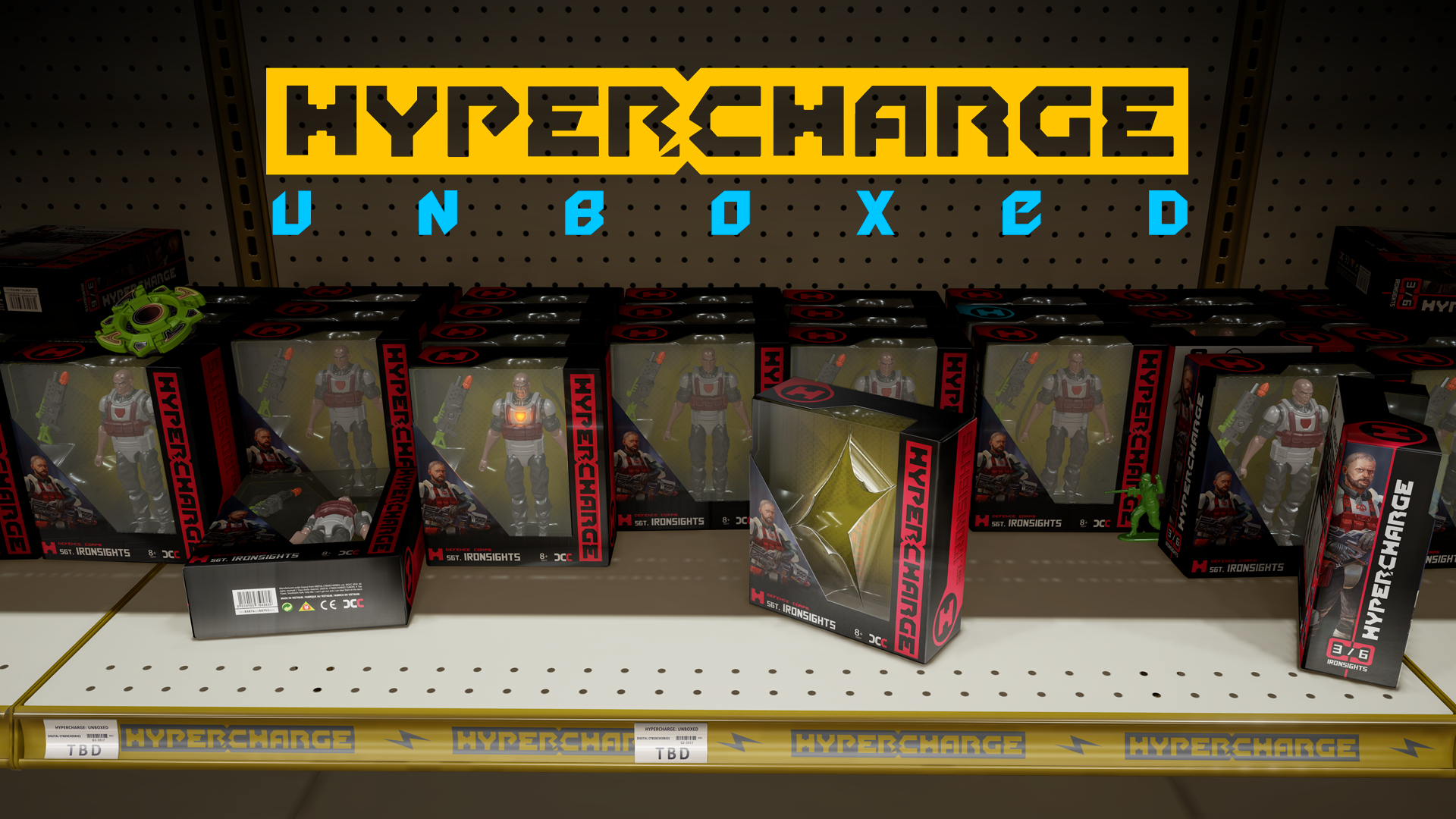 Hypercharge Unboxed Final Splash