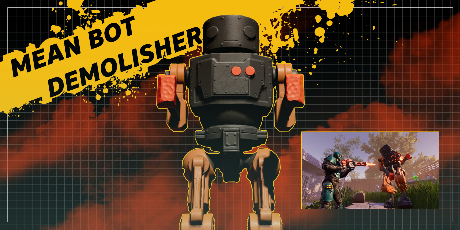 meanbot demolisher 2