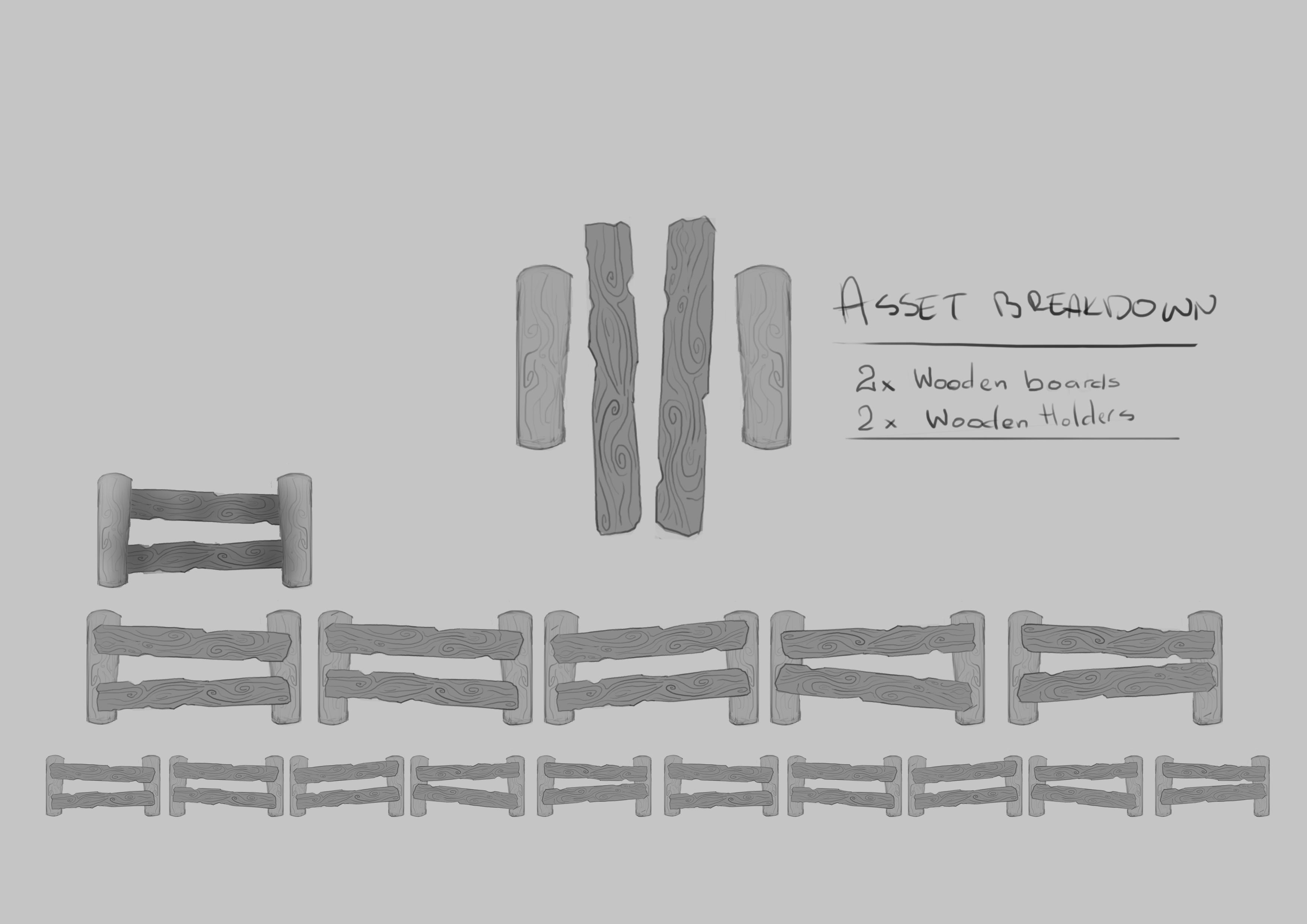 Fence design 2