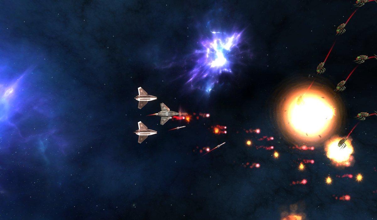 More ships, more levels, more fun