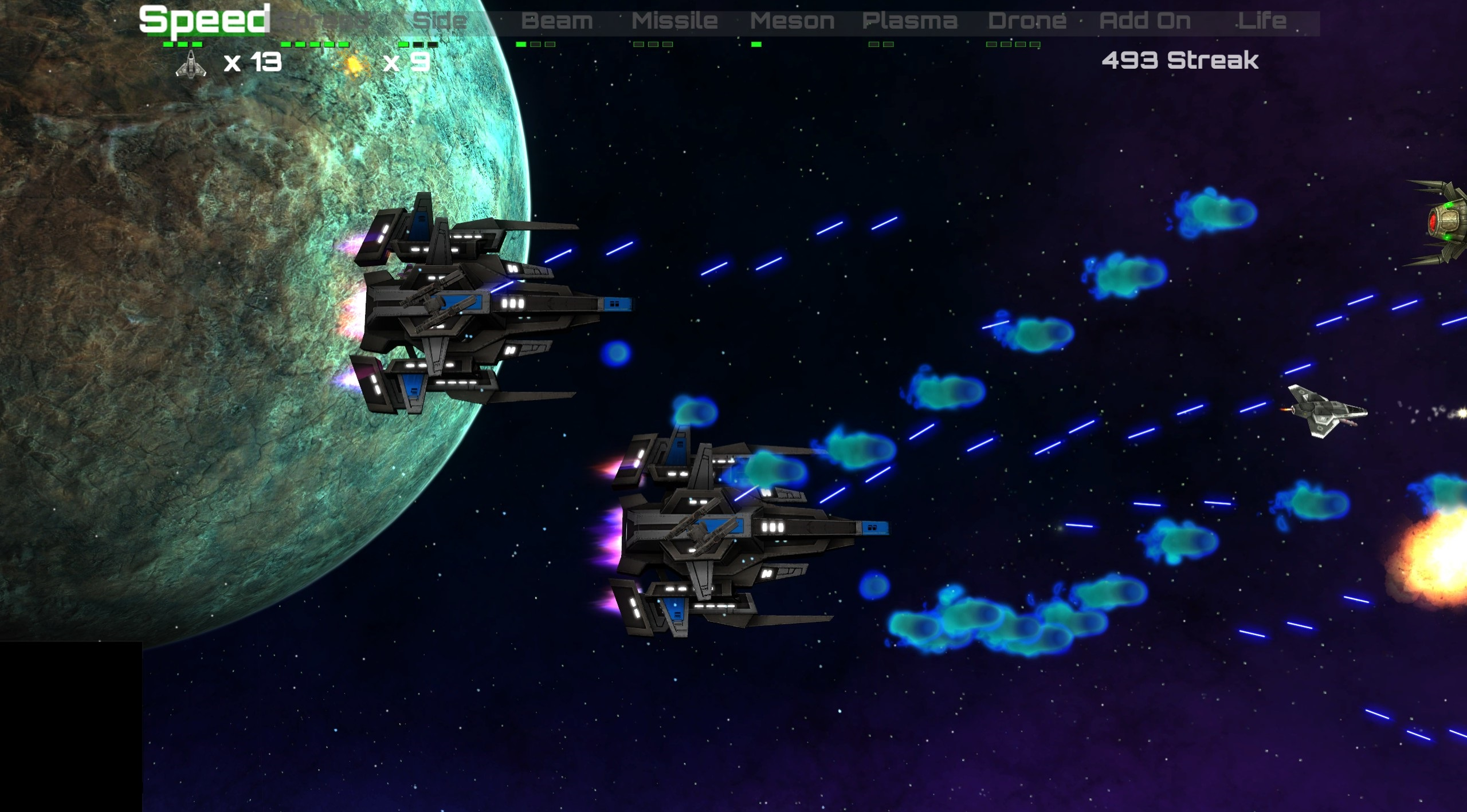 MultiCrew Ships