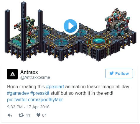 tweet antraxx 2