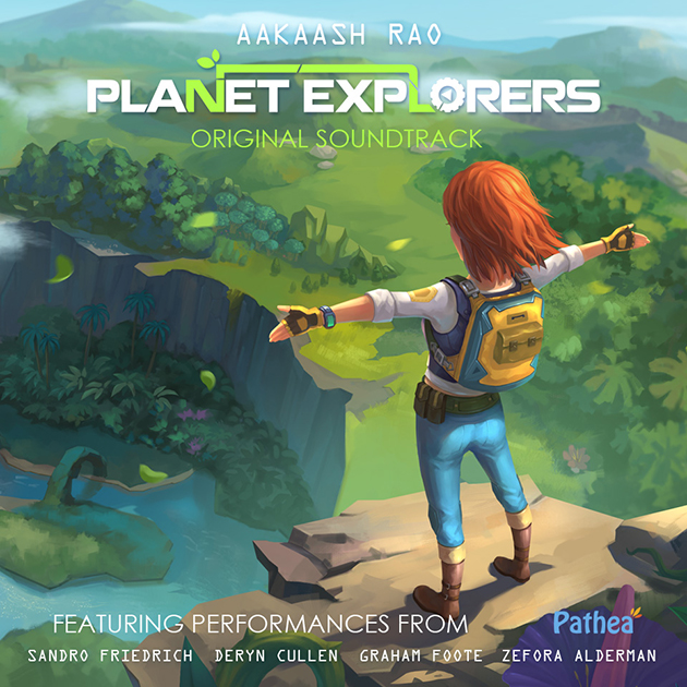 Planet Explorers Original Soundtrack