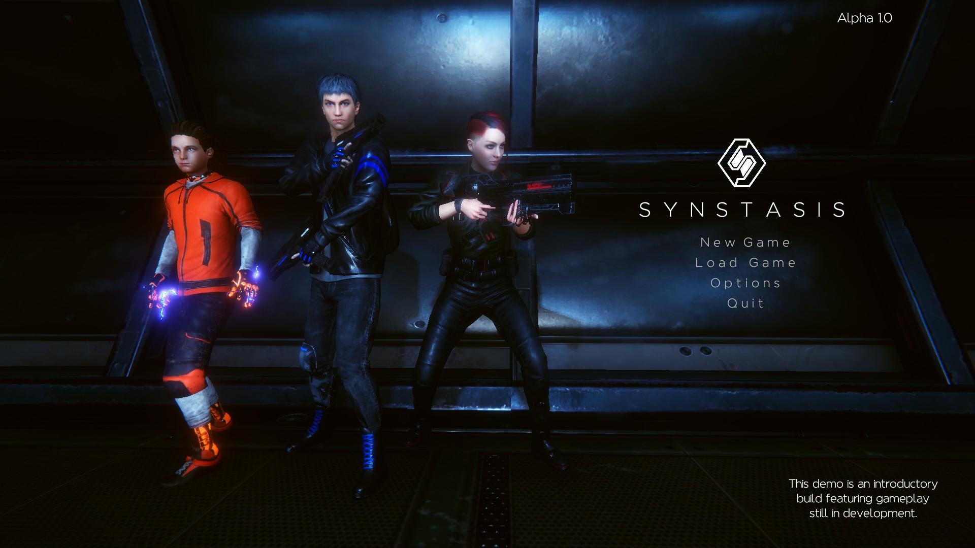 Synstasis: A Cyberpunk RPG