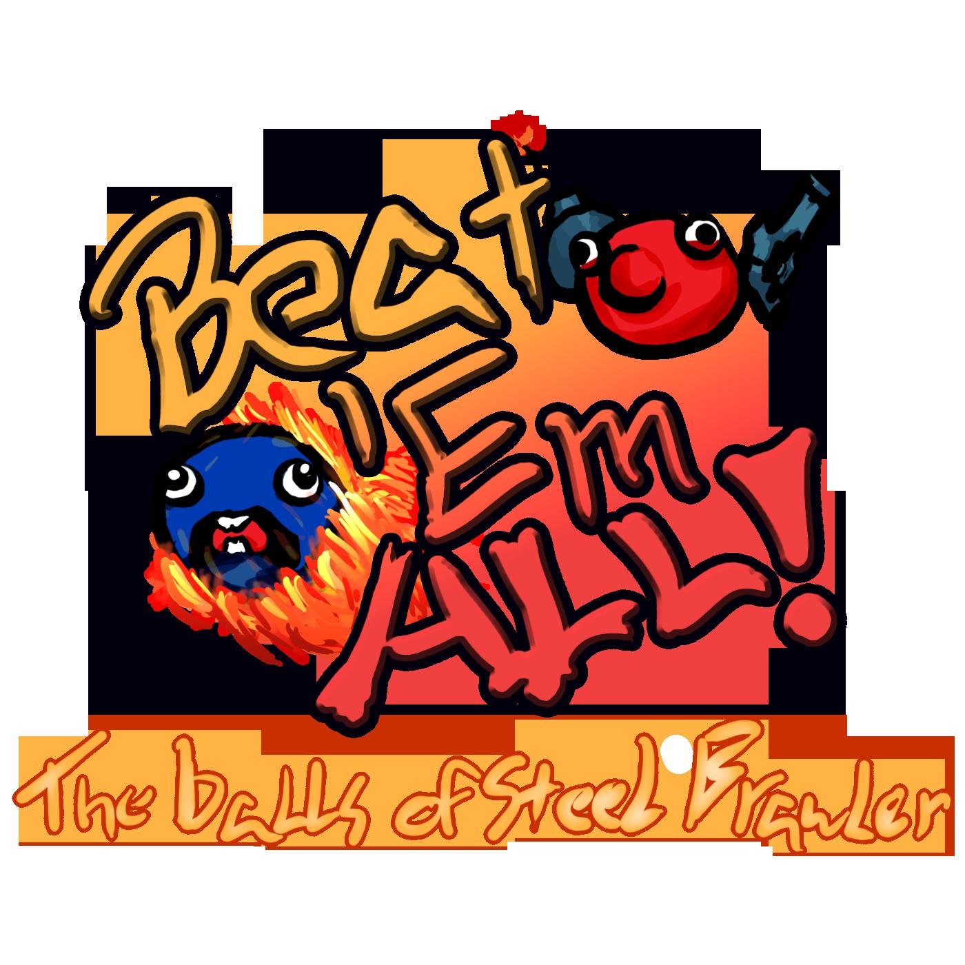 Beat'Em All Logo