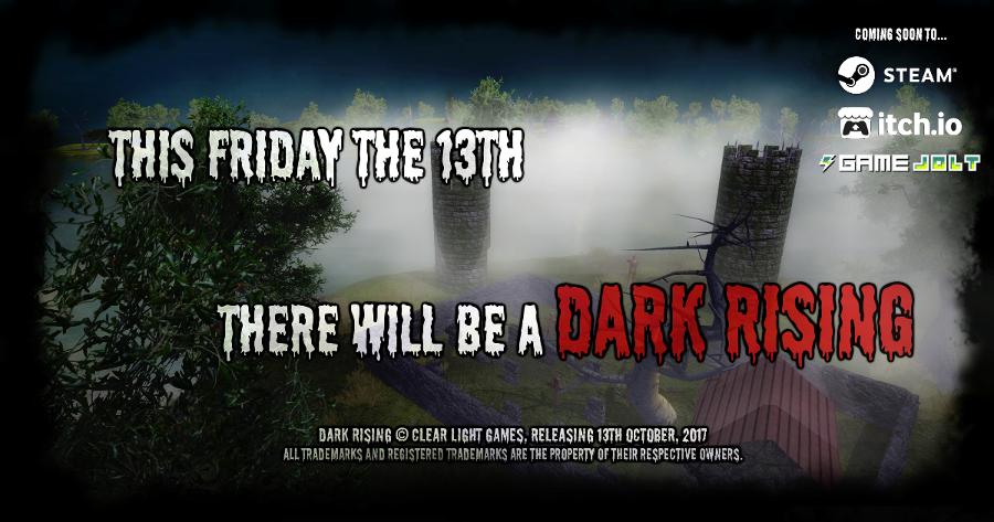 Dark Rising Coming 13th of October, 2017