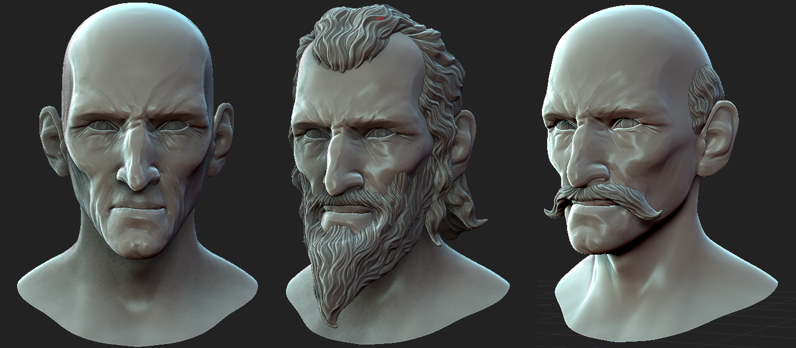 The Inner Sea Caliphate First Sculpt