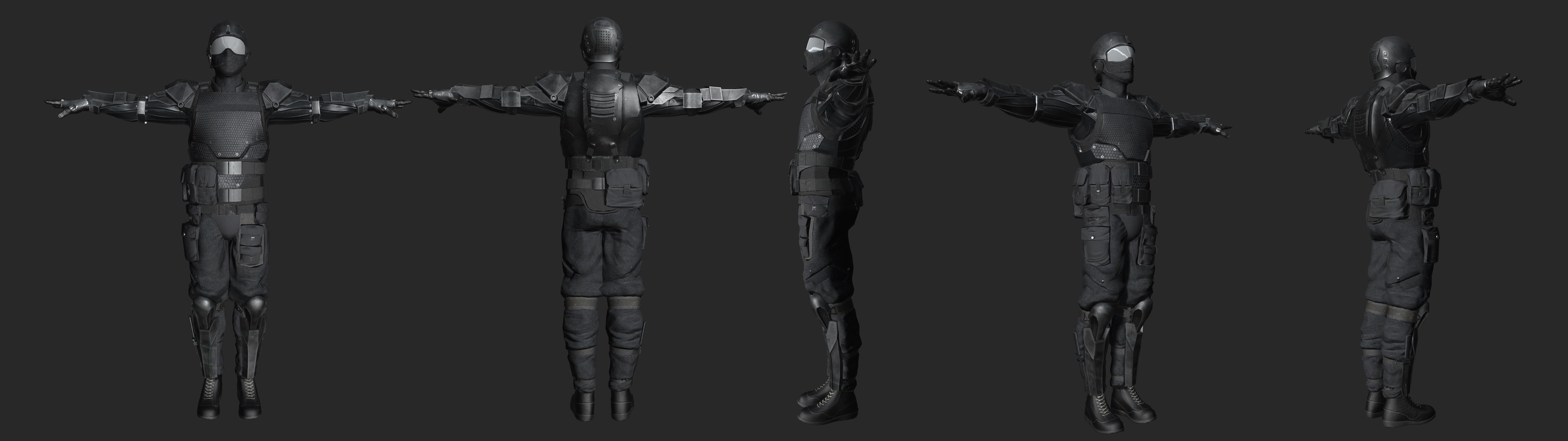 Officer Model