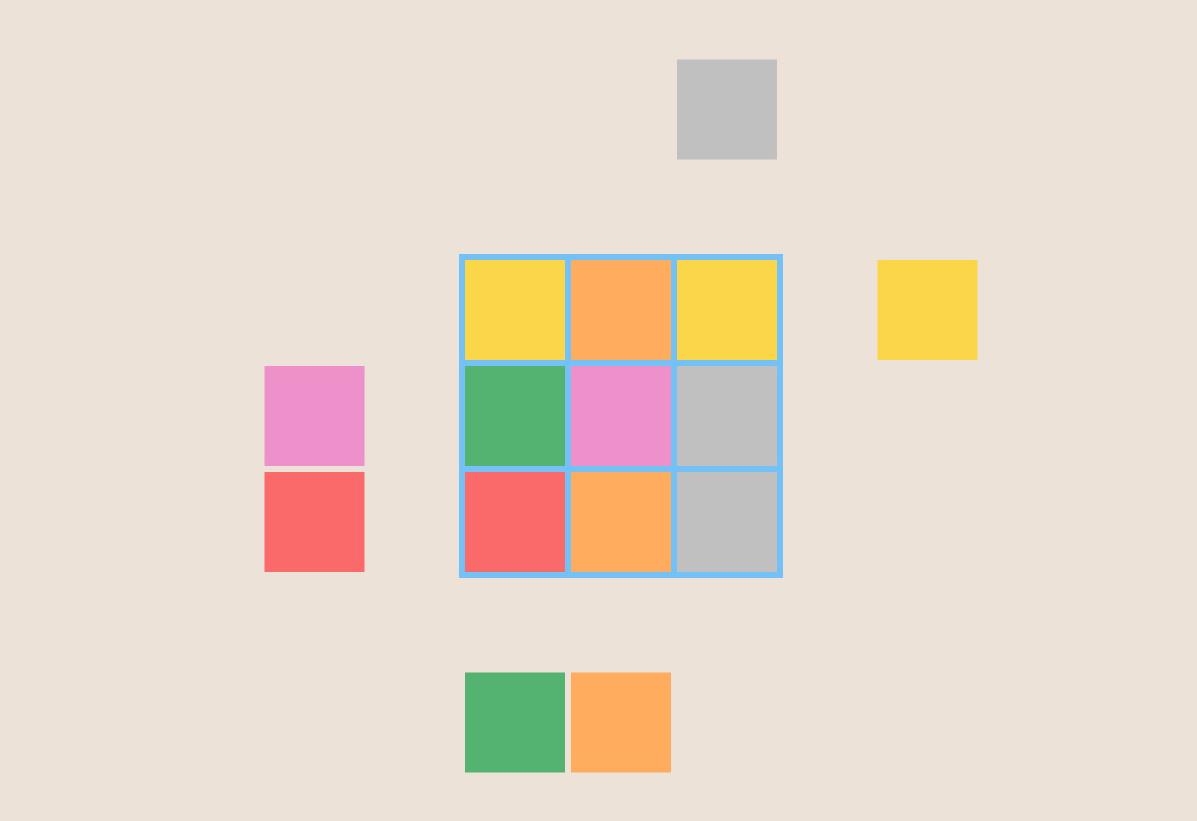 Gliding Square 3