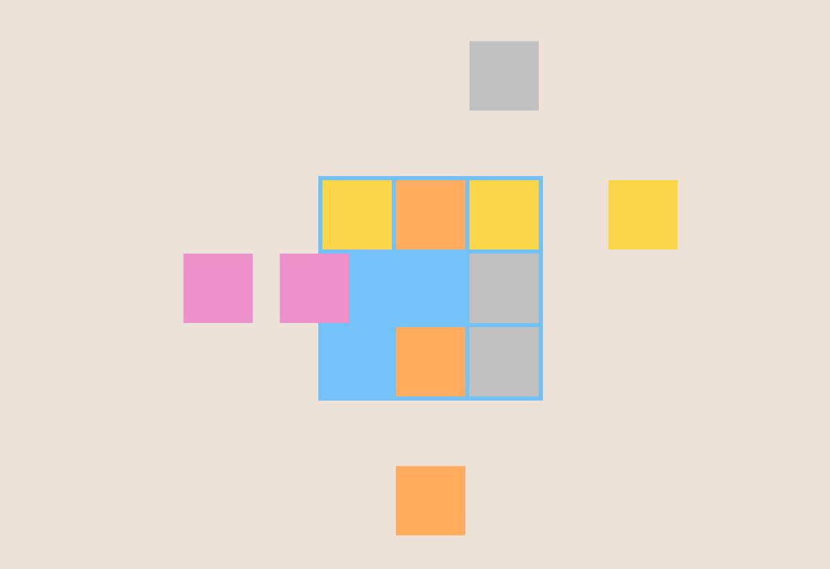 Gliding Square 4