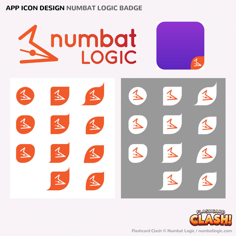 20170303 01 App Icon Design Numb