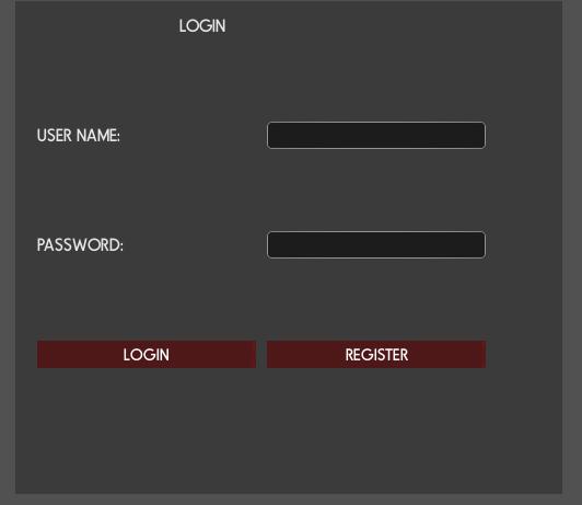 Login - Register Feature