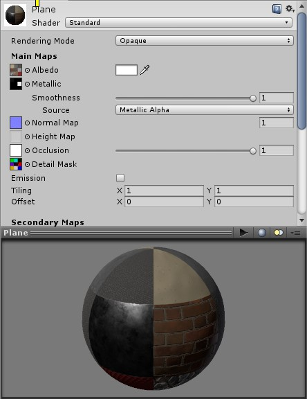 Unity Tutorial / Explanation: Using masks and colors to improve the