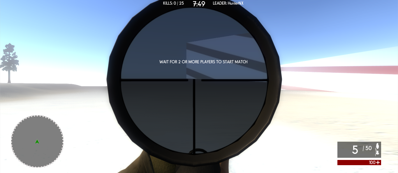 new scope pos