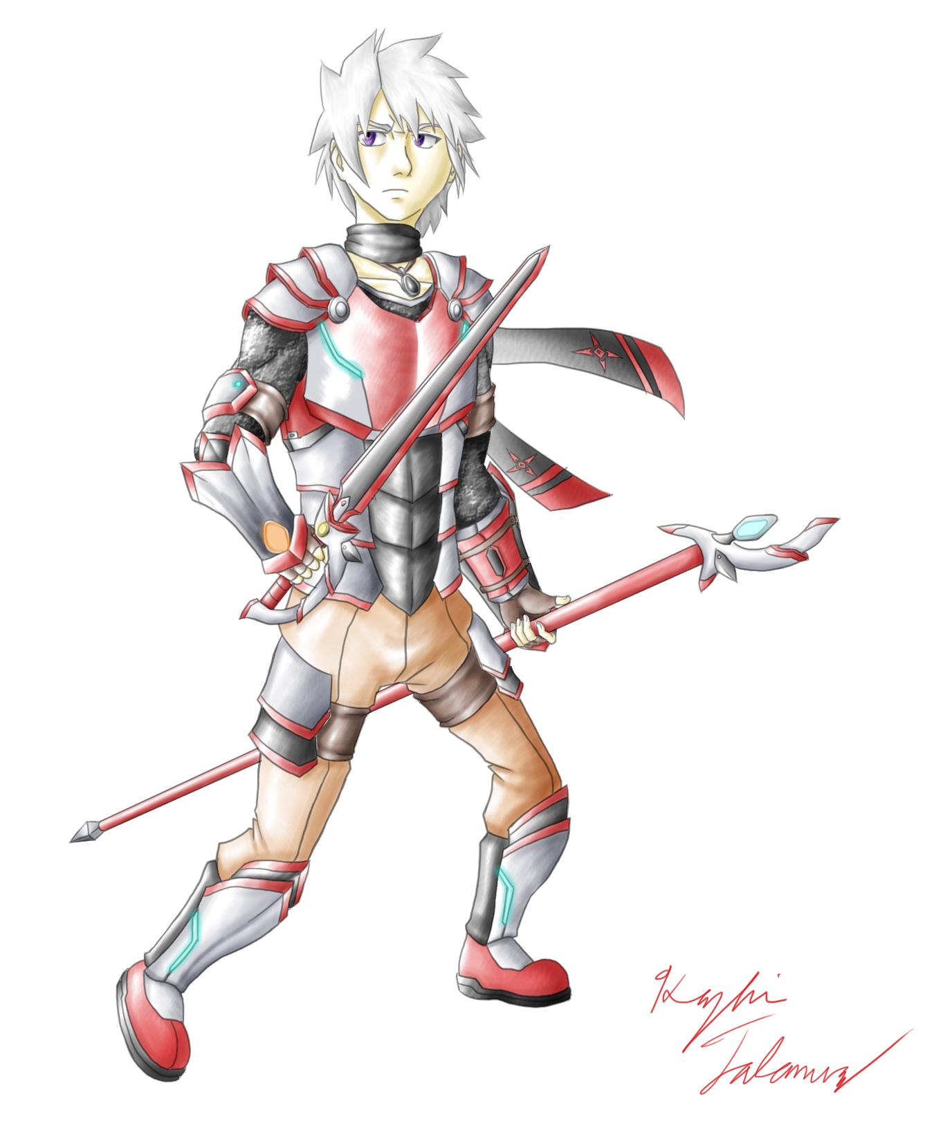 Saiyato Illustration
