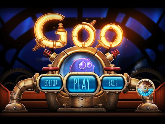 Goo Start Screen