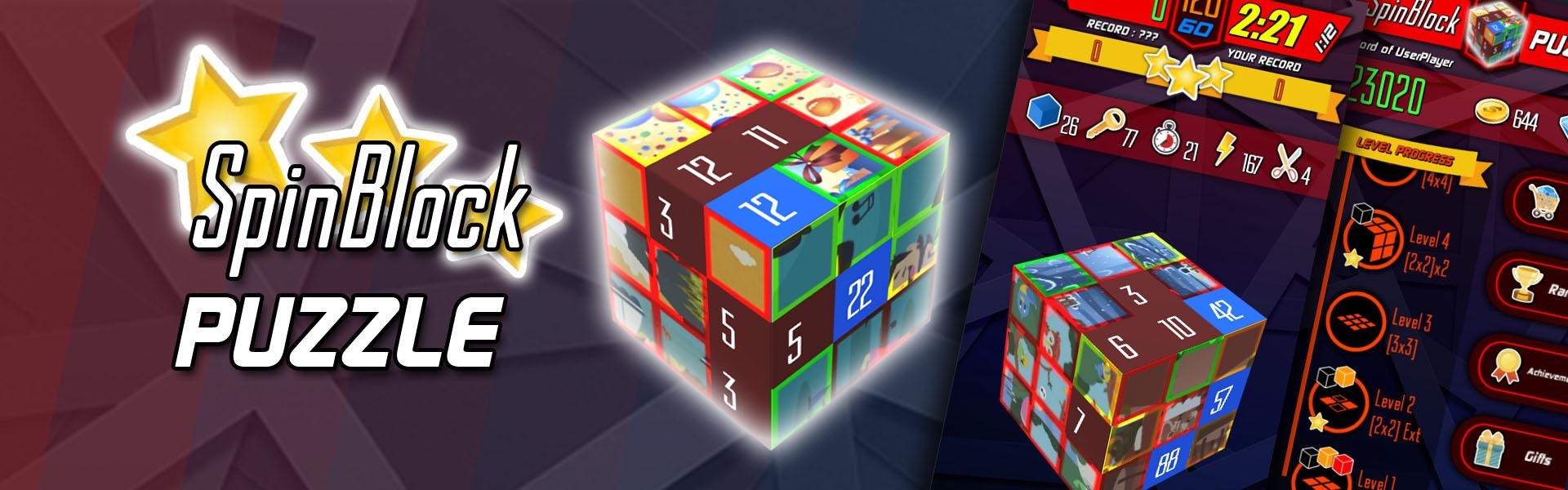 BannerWebSpinBlockPuzzle