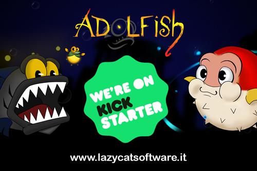 were on kickstarter