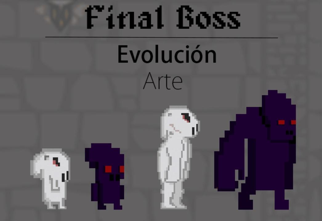 FinalBossEvolution