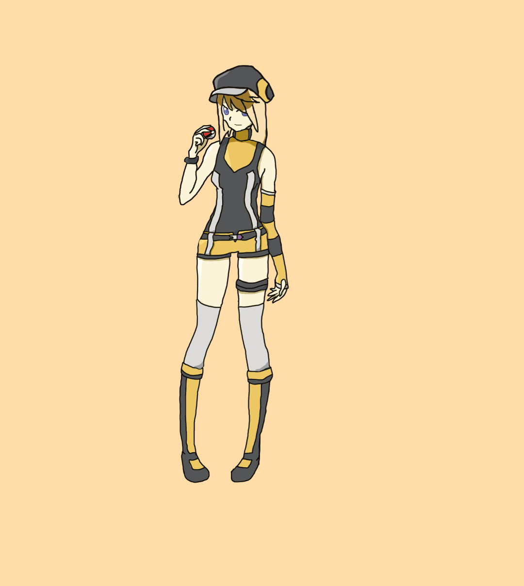 Unnamed Female trainer