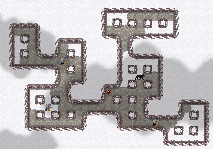 Crafting the rooms and levels of Bombslinger feature - Indie DB