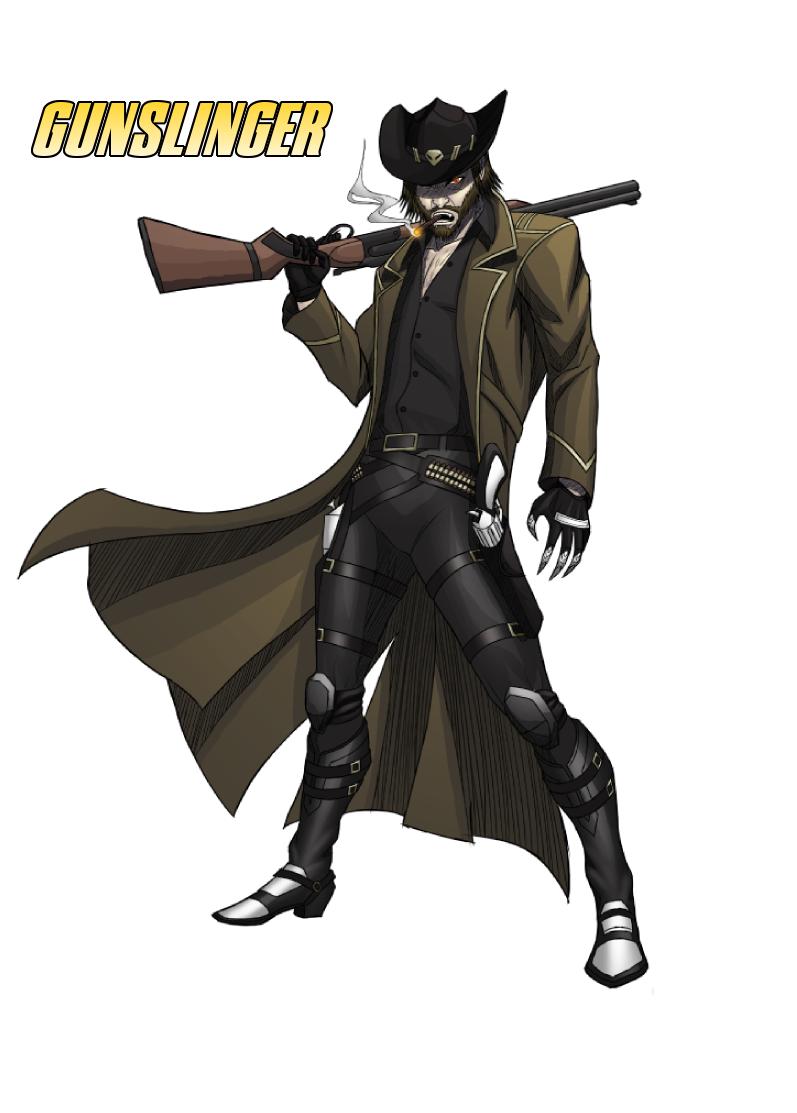Gunslinger 1 1