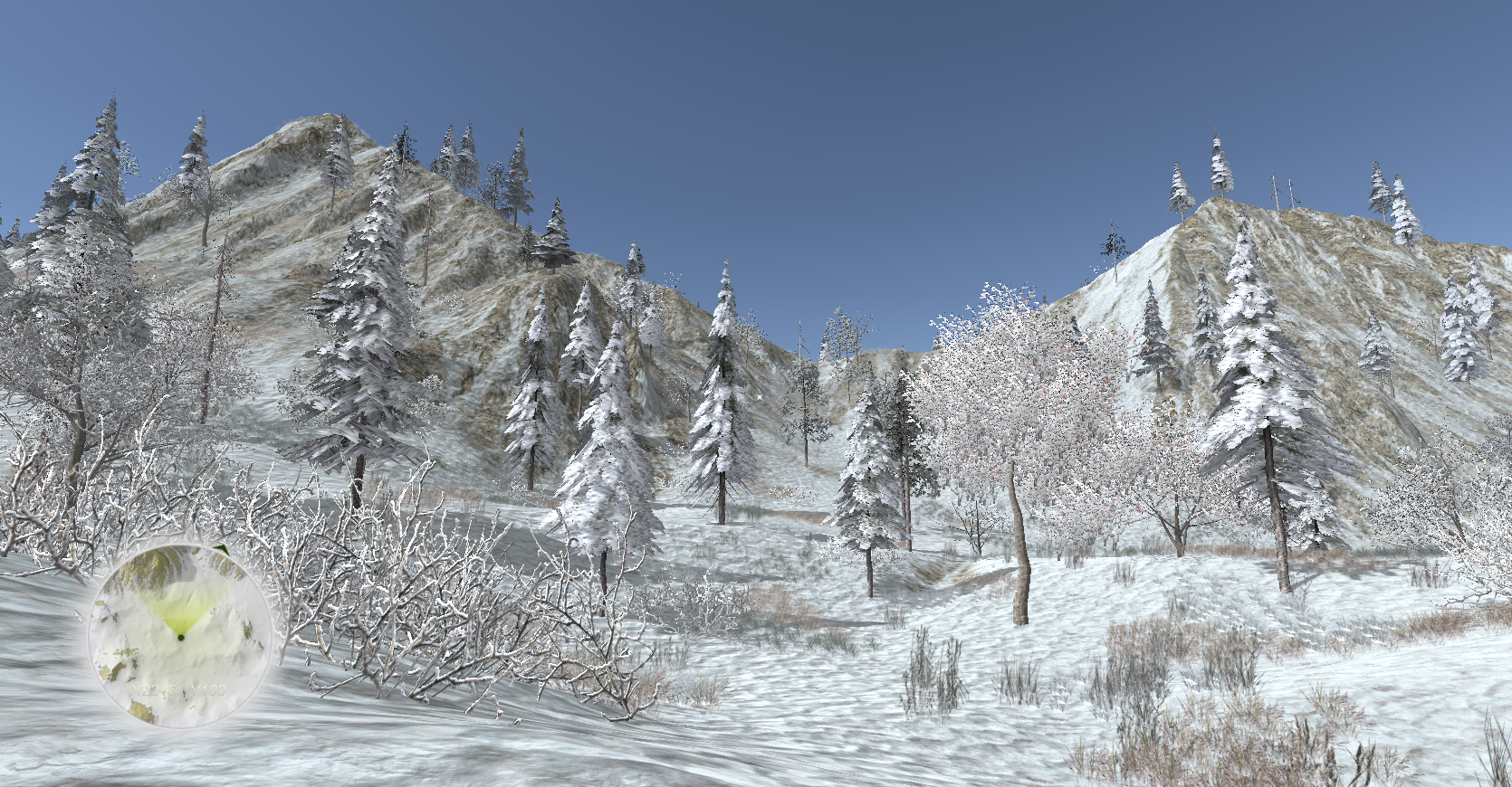 ForestWinter 1