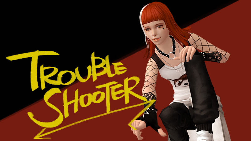 troubleshooter small