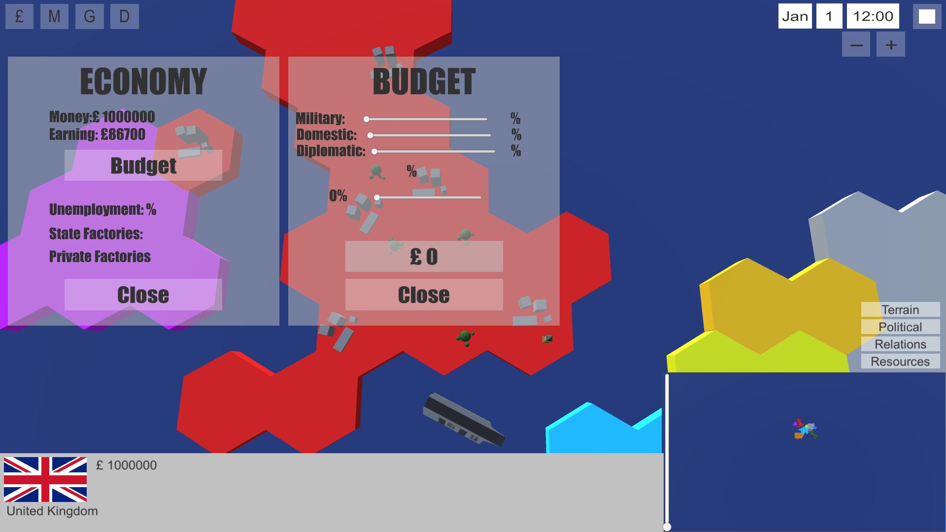 EconomyAndBudget
