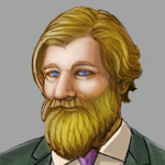 Computer Tycoon Character