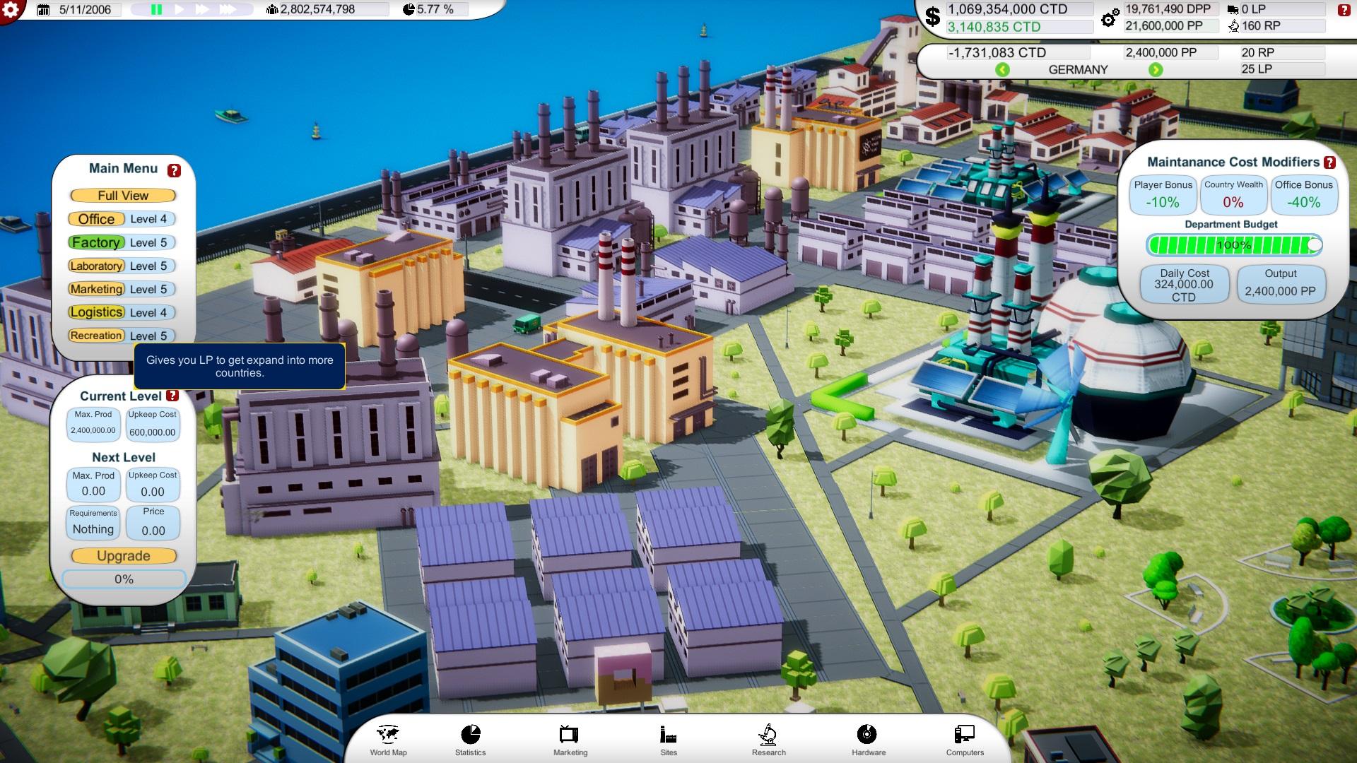 New GUI 20180222 building site