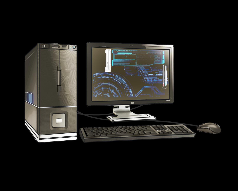 Computer Tycoon Model