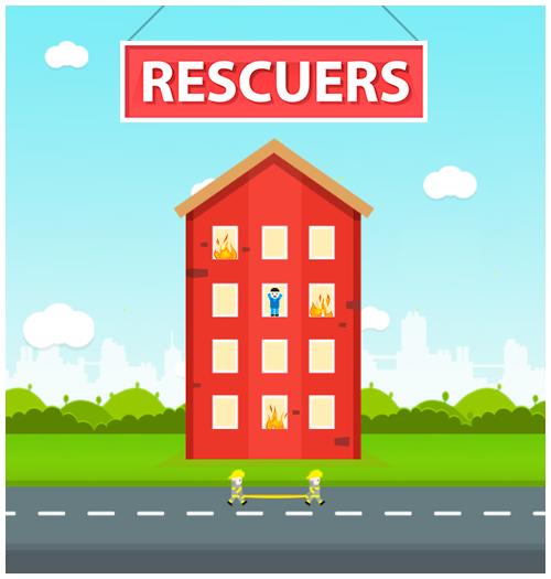 Rescuers Appsolute Website