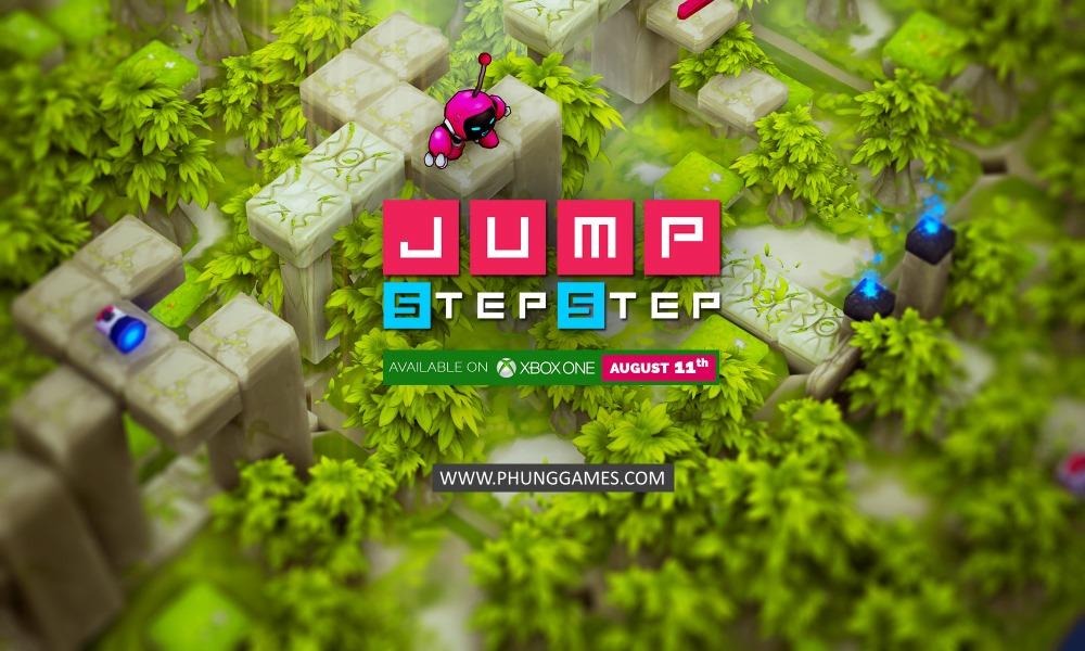 Jump, Step, Step on Xbox One