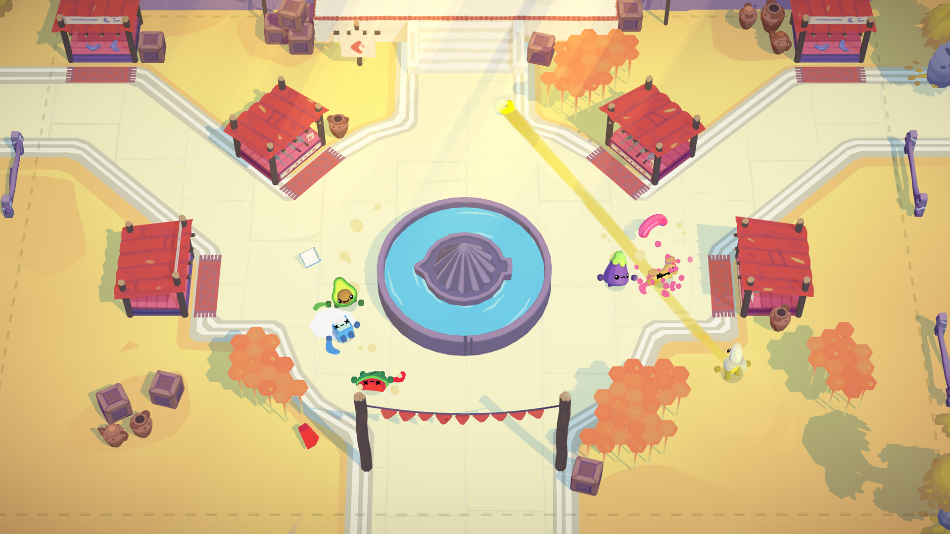 Boomerang Fu Screenshot 1