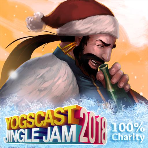 yogscast charity promo drunk