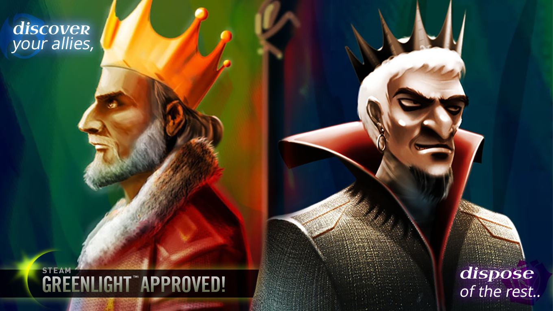 Throne of Lies on Kickstarter