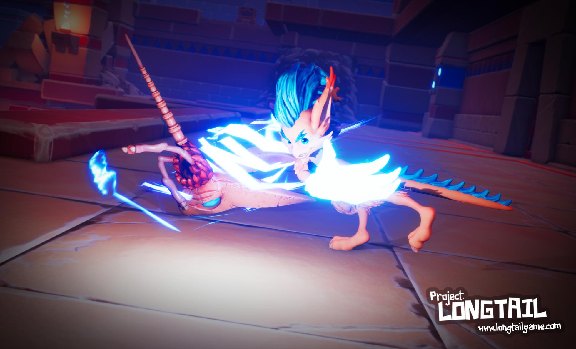 Longtail Screenshot - Battle