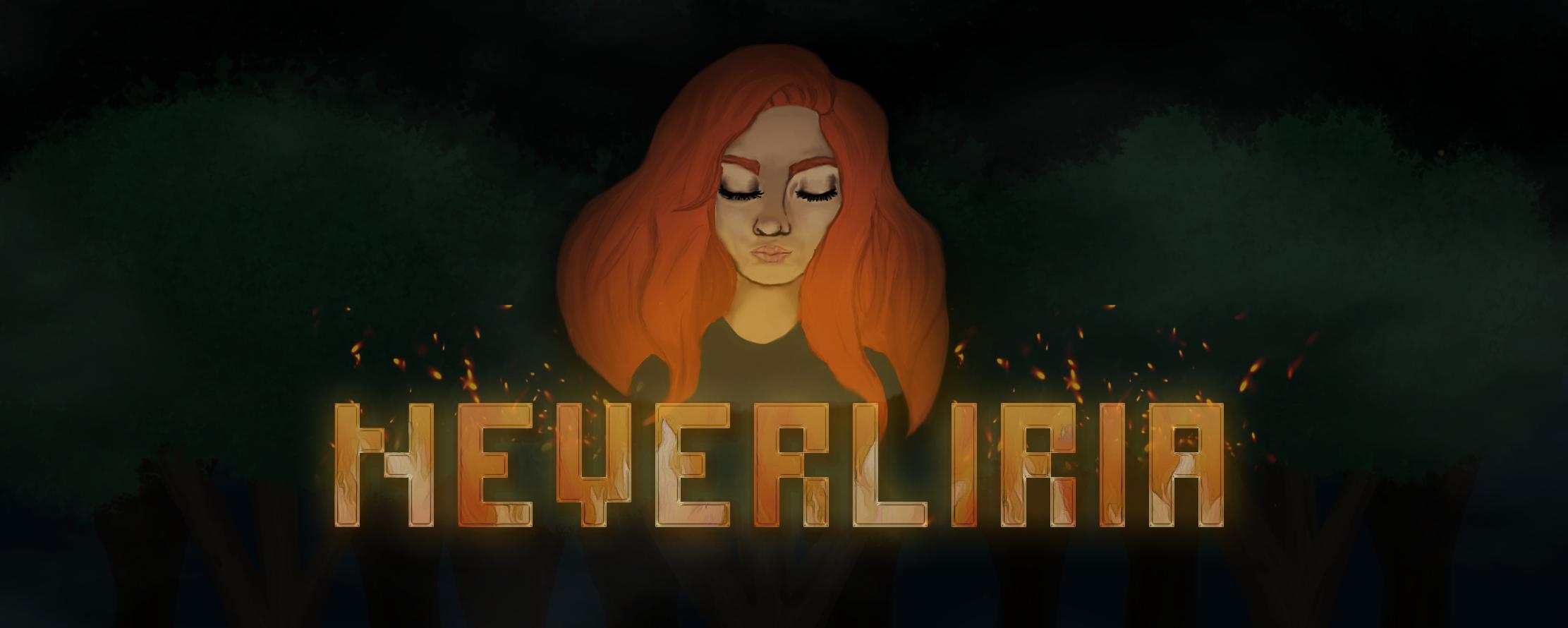Neverliria poster verynew