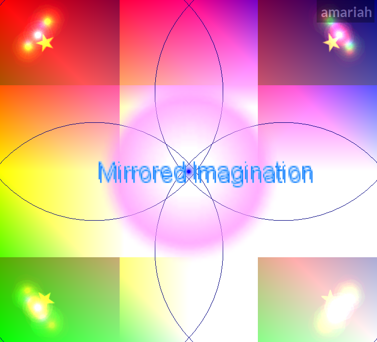 mirrored imagination