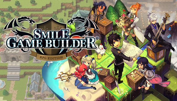 Smile Game Builder Characters