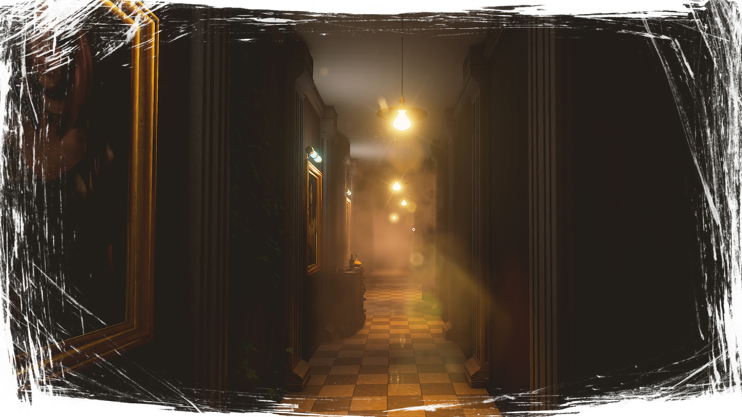 The Vanitas Hallway