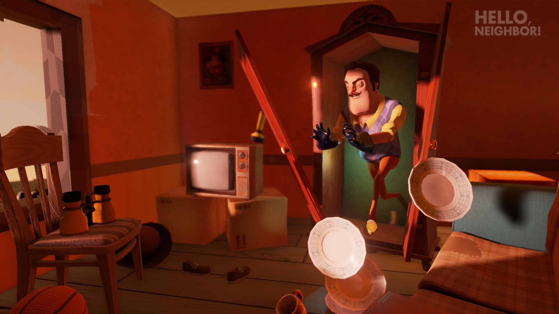"Claim Your Steam Alpha Key for ""Hello, Neighbor!"" news ..."