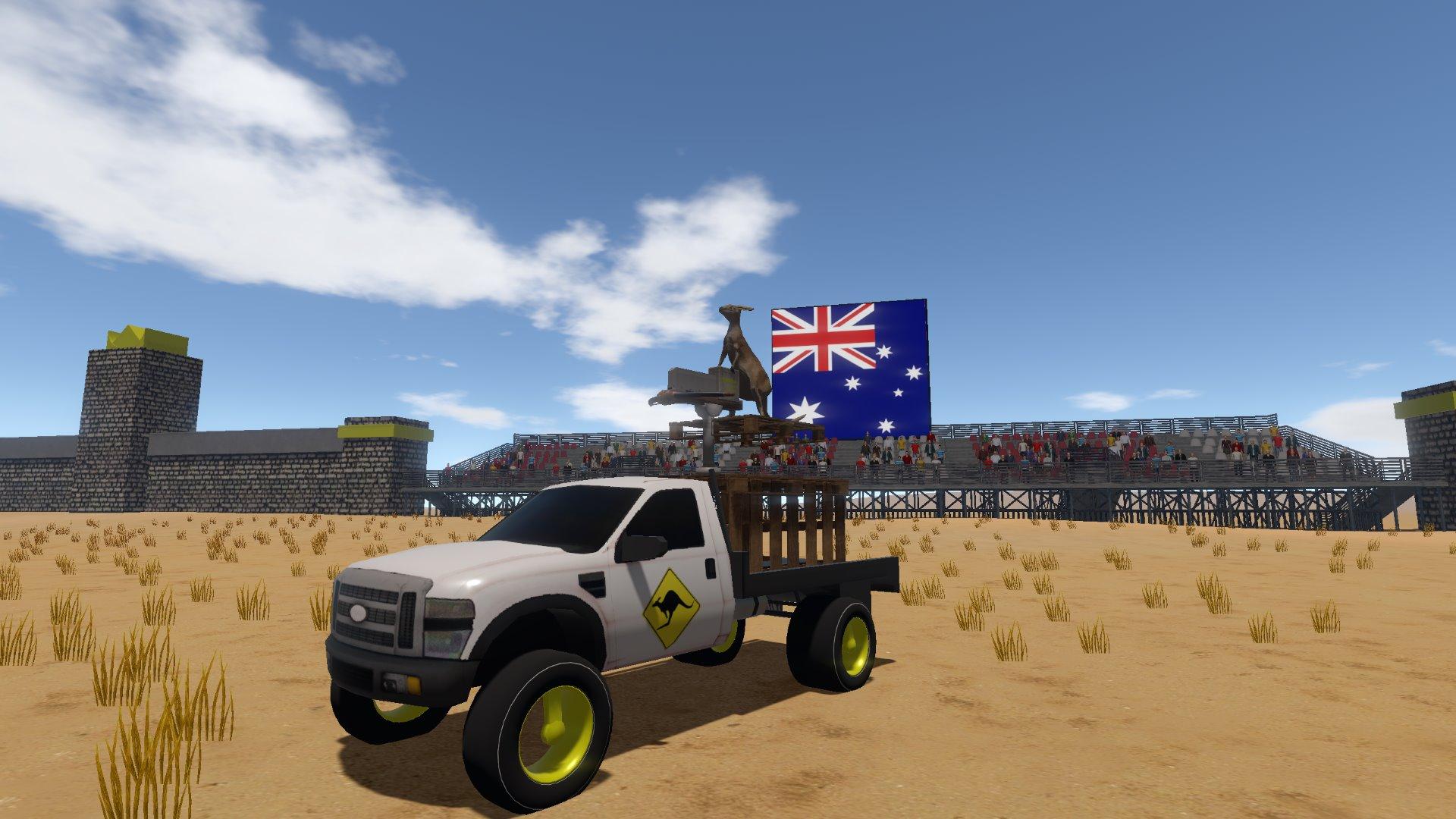 An Aussie Challenge